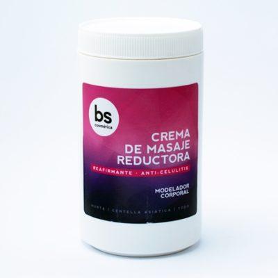 Crema Reductora Reafirmante 1 Kg BSCosmetica Profesional
