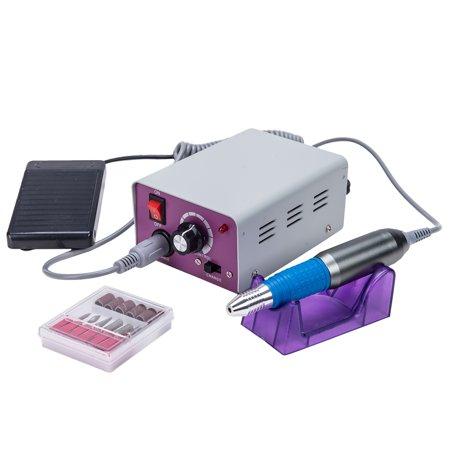 Torno Profesional Para Manicure Uñas Acrílicas 25000 Rpm